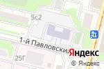 Схема проезда до компании Специальная (коррекционная) общеобразовательная школа-интернат №79 в Москве