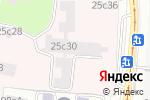 Схема проезда до компании Городская клиническая больница №4 в Москве