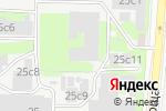 Схема проезда до компании Huerner в Москве