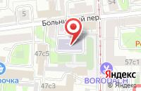 Схема проезда до компании А5 в Подольске
