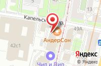 Схема проезда до компании Трансинг в Москве