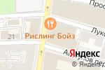 Схема проезда до компании Info4business в Москве