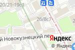 Схема проезда до компании Следственное управление Следственного комитета при прокуратуре РФ по г.Москве в Москве