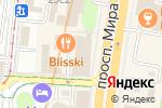 Схема проезда до компании Cosmetic24 в Москве