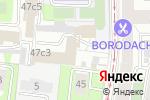 Схема проезда до компании Научно-исследовательский и проектный институт градостроительства в Москве