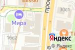 Схема проезда до компании VMCO в Москве