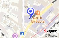 Схема проезда до компании КБ МОСКОВСКО-ПАРИЖСКИЙ БАНК в Москве