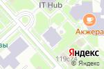 Схема проезда до компании Сталь в Москве