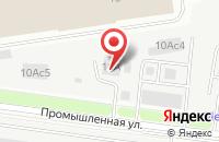 Схема проезда до компании Одион в Москве