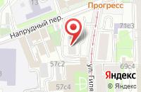 Схема проезда до компании СТАЙЛНЬЮС.ру в Москве