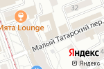 Схема проезда до компании Татарский культурный центр в Москве