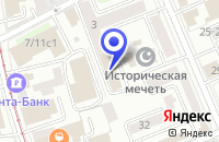 Схема проезда до компании КЛУБ ВОСТОЧНОГО ФИТНЕСА АШТАНГА ЙОГА в Москве
