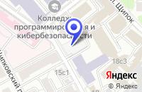 Схема проезда до компании VDK2020 в Москве
