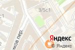 Схема проезда до компании Дэвиль в Москве