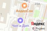 Схема проезда до компании Федеральный юридический центр в Москве