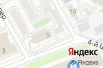 Схема проезда до компании КофеМаус в Москве