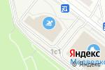 Схема проезда до компании Медведково в Москве