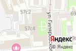 Схема проезда до компании 3В Консалтинг в Москве