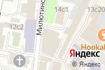 Схема проезда до компании Регионы в Москве