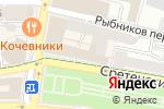Схема проезда до компании Галерея красоты в Москве