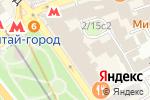 Схема проезда до компании Moscow Legal в Москве