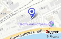Схема проезда до компании МОНТАЖНОЕ ПРЕДПРИЯТИЕ ЛОРА И К в Москве