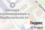Схема проезда до компании ТАБАКА.НЕТ в Москве