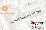 Схема проезда до компании Содис в Москве