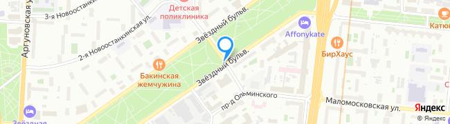 проезд Новоостанкинский 6-й