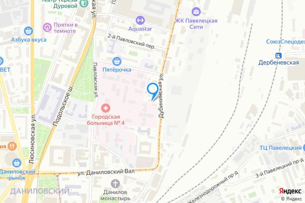 Головной офис банка Трансстройбанк