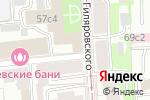 Схема проезда до компании AR-HI в Москве