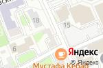 Схема проезда до компании Вымпел в Москве