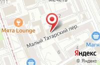 Схема проезда до компании Журнал Открытий в Москве