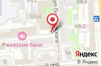 Схема проезда до компании Закрытое Акционерное Общество »Информационное Агентство «Регпром« в Москве