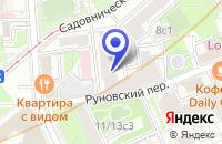 Схема проезда до компании КБ МАСТЕР-БАНК в Москве