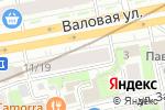 Схема проезда до компании Business Mate Consulting в Москве
