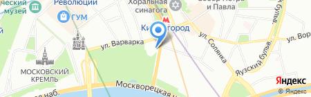 ГеоРесурсГрупп на карте Москвы