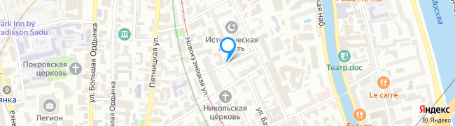 Малый Татарский переулок