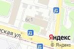 Схема проезда до компании Русьтерм в Москве