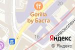 Схема проезда до компании Институт налогового менеджмента и экономики недвижимости в Москве