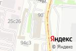Схема проезда до компании Юстина в Москве