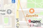 Схема проезда до компании Medi в Москве