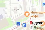 Схема проезда до компании Центр моделирования осанки в Москве