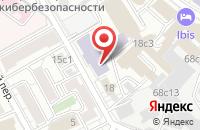Схема проезда до компании Кадровое Объединение Метрополис в Москве