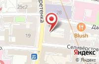 Схема проезда до компании Север Трэйд М в Москве