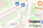 Схема проезда до компании Станкопром в Москве