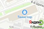 Схема проезда до компании Студия немецкой кухни в Москве
