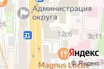 Схема проезда до компании Центр Юридической помощи гражданам в Москве