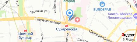 Пилигрим-94 на карте Москвы