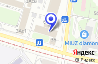 Схема проезда до компании НИИ ПРОМЫШЛЕННОЙ И САНИТАРНОЙ ОЧИСТКЕ ГАЗОВ (НИИОГАЗ) в Москве